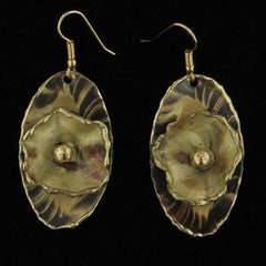 E914b Earrings-Creative Copper-Renee Taylor Gallery
