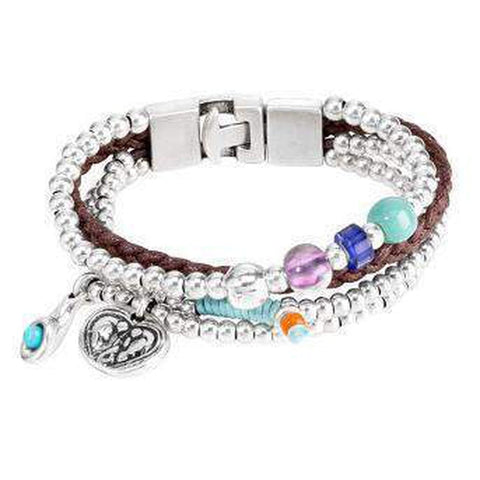 Earth and Heaven Bracelet - PUL0842MTLMCL0M - UNO de 50