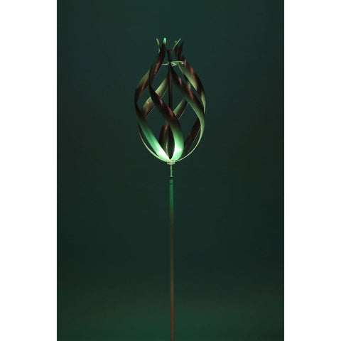 Flame - Stainless Steel-Lyman Whitaker-Renee Taylor Gallery