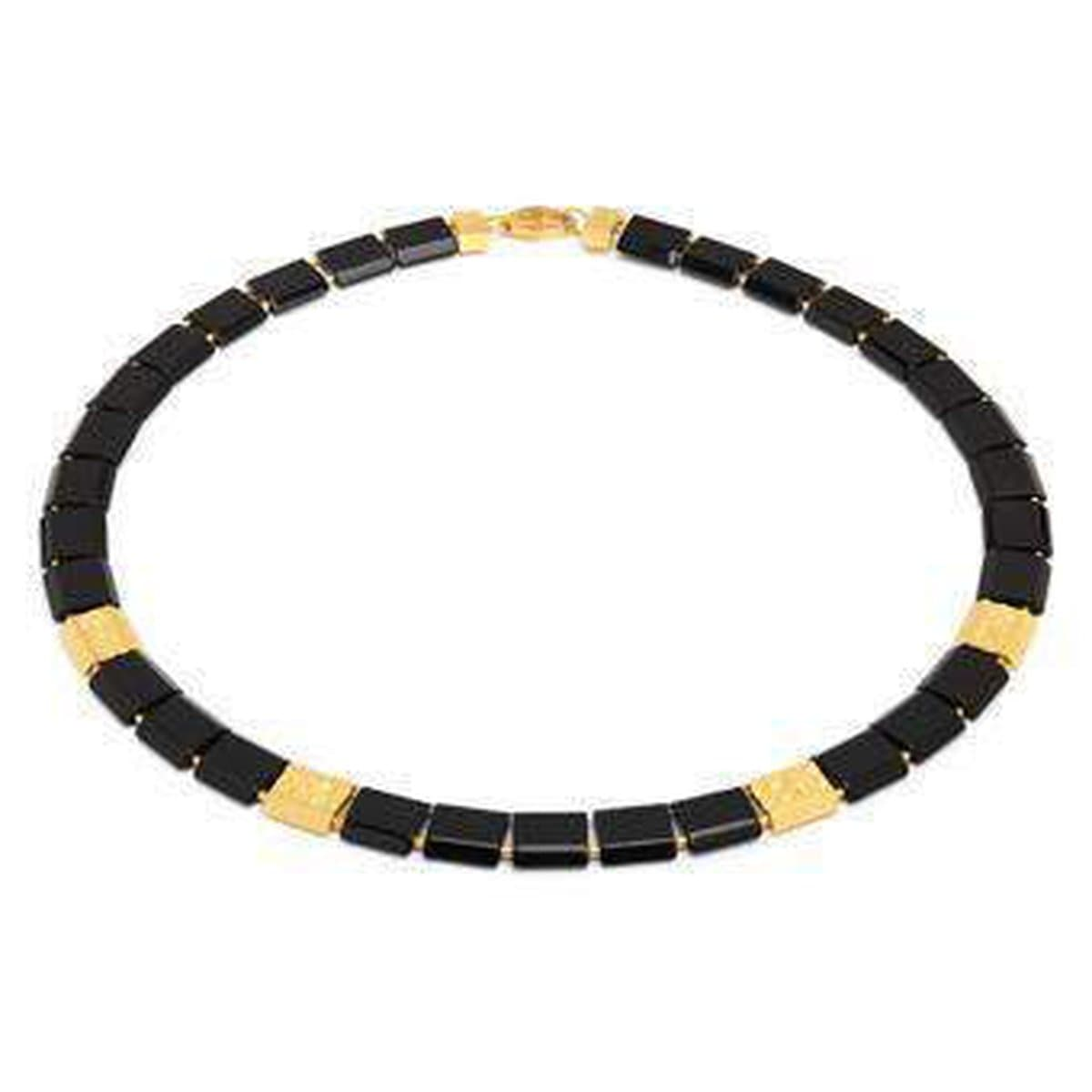 Flavette Onyx Necklace - 84880896