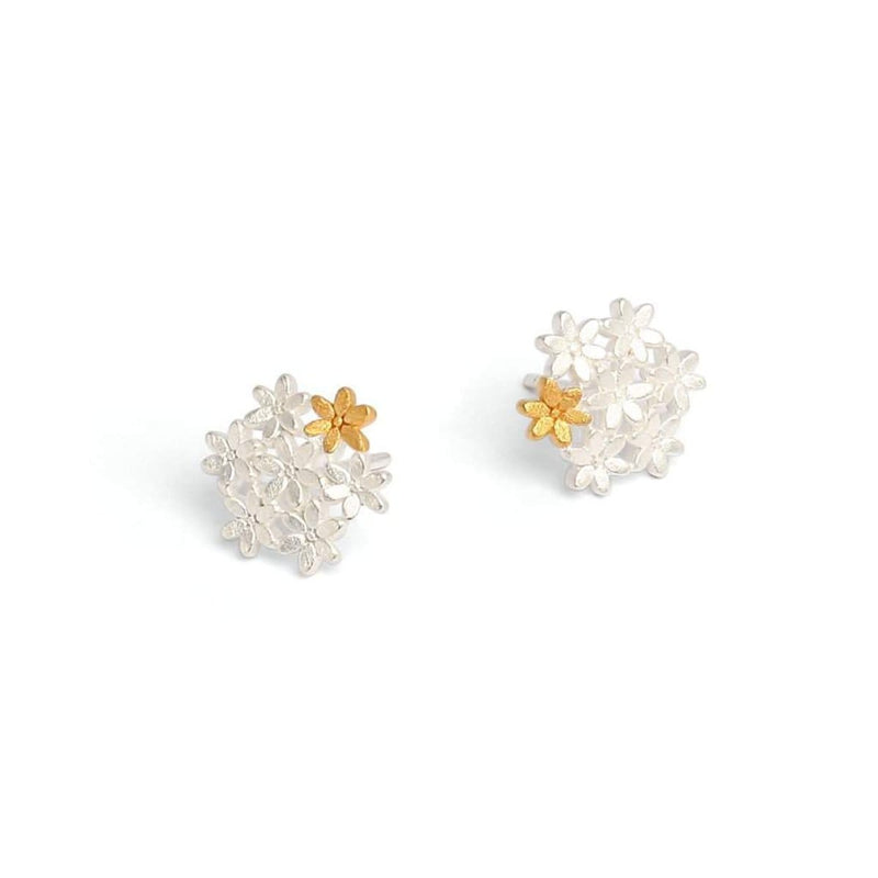 Florici Bicolor Earrings - 19934584-Bernd Wolf-Renee Taylor Gallery