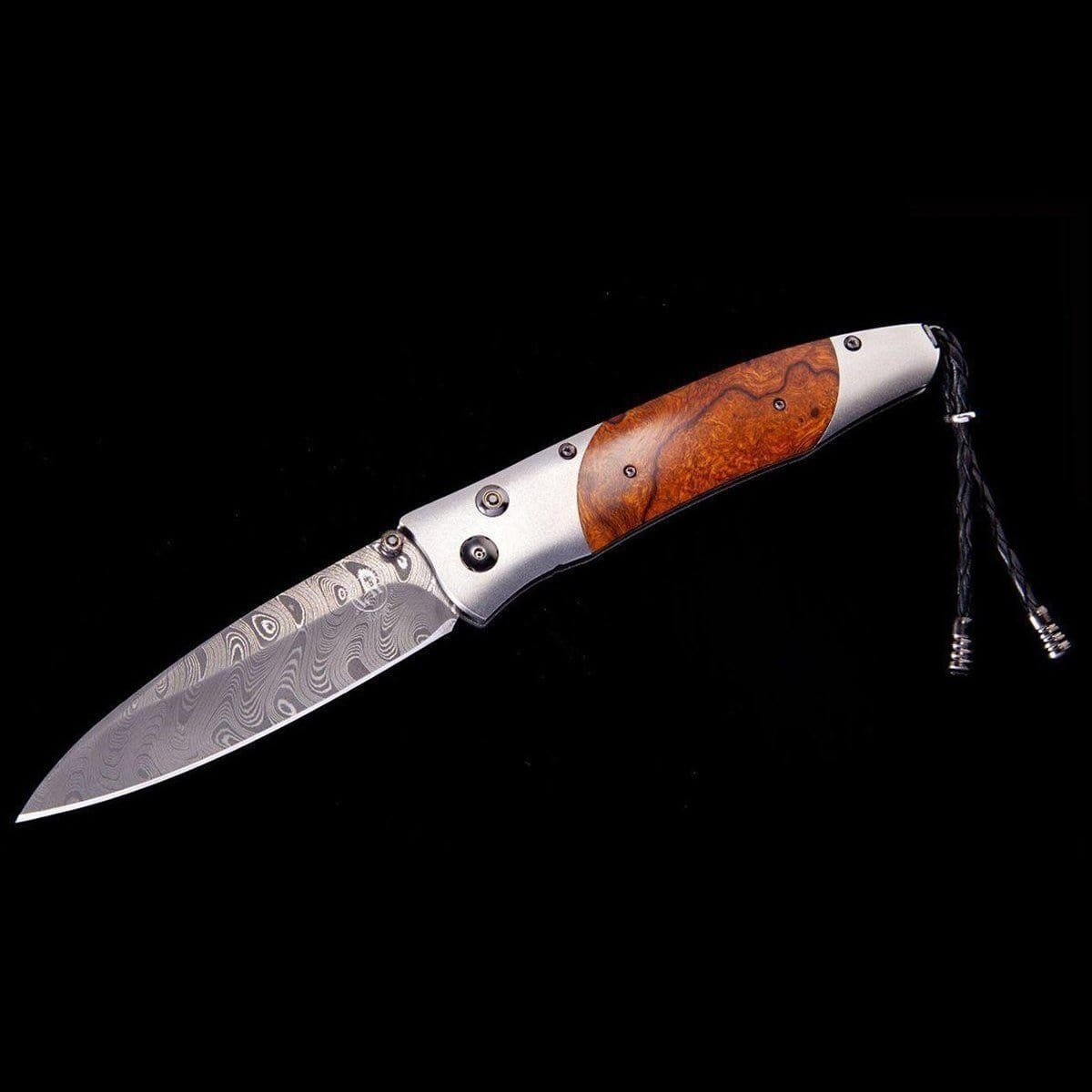 Gentac Outback Limited Edition Knife - B30 OUTBACK-William Henry-Renee Taylor Gallery