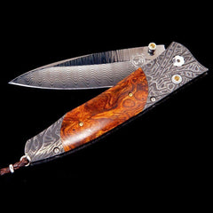 Gentac Stockade Limited Edition Knife - B30 STOCKADE - William Henry