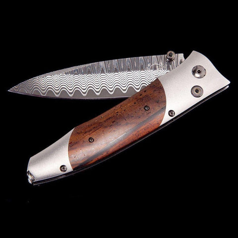 Gentac Verona Limited Edition Knife - B30 VERONA-William Henry-Renee Taylor Gallery