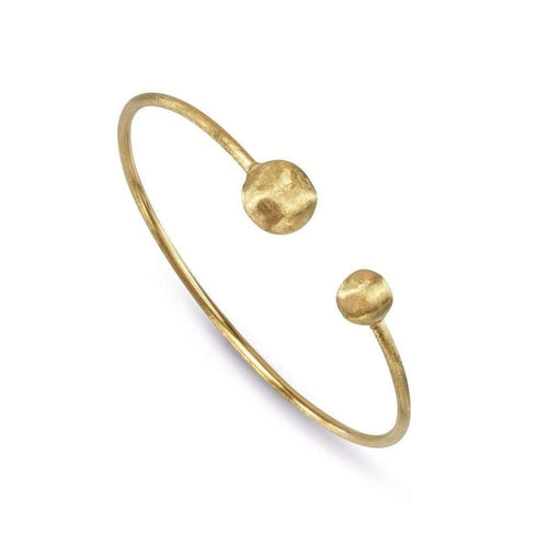 18K Africa Kissing Bangle - SB42 Y-Marco Bicego-Renee Taylor Gallery