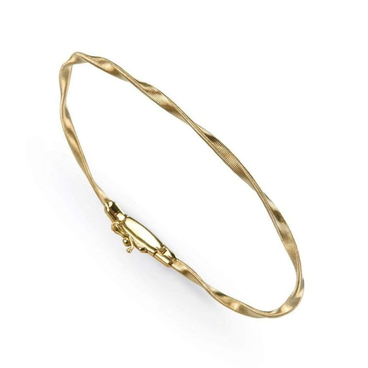 18K Marrakech Stackable Bangle - BG337 Y-Marco Bicego-Renee Taylor Gallery