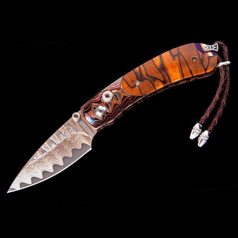 Kestrel Copper Canyon Limited Edition Knife - B09 COPPER CANYON-William Henry-Renee Taylor Gallery