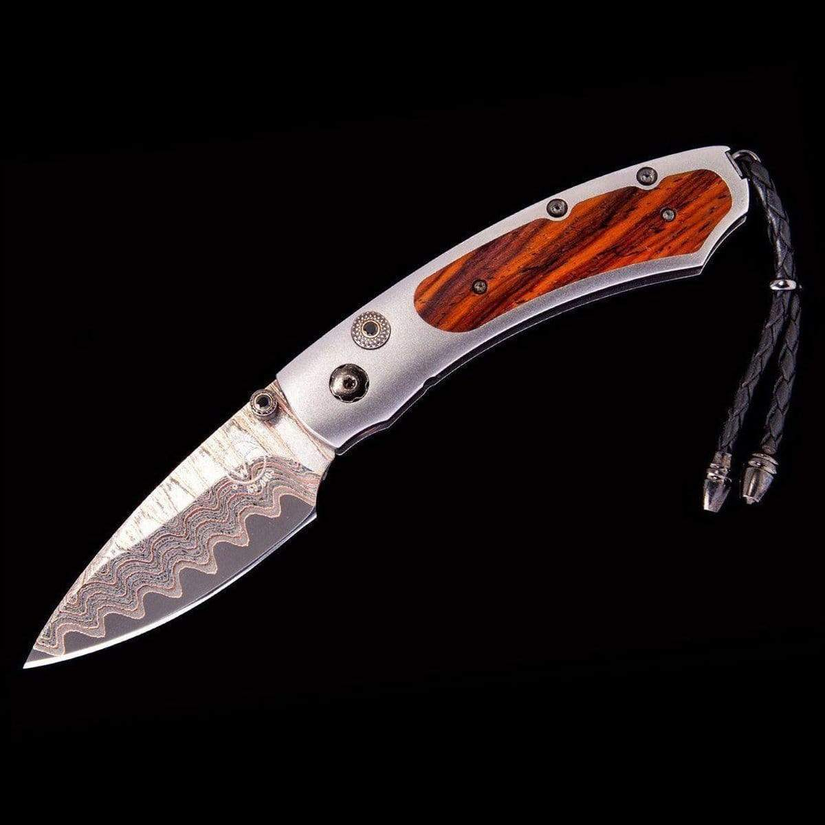 Kestrel Copper River Limited Edition Knife - B09 COPPER RIVER-William Henry-Renee Taylor Gallery
