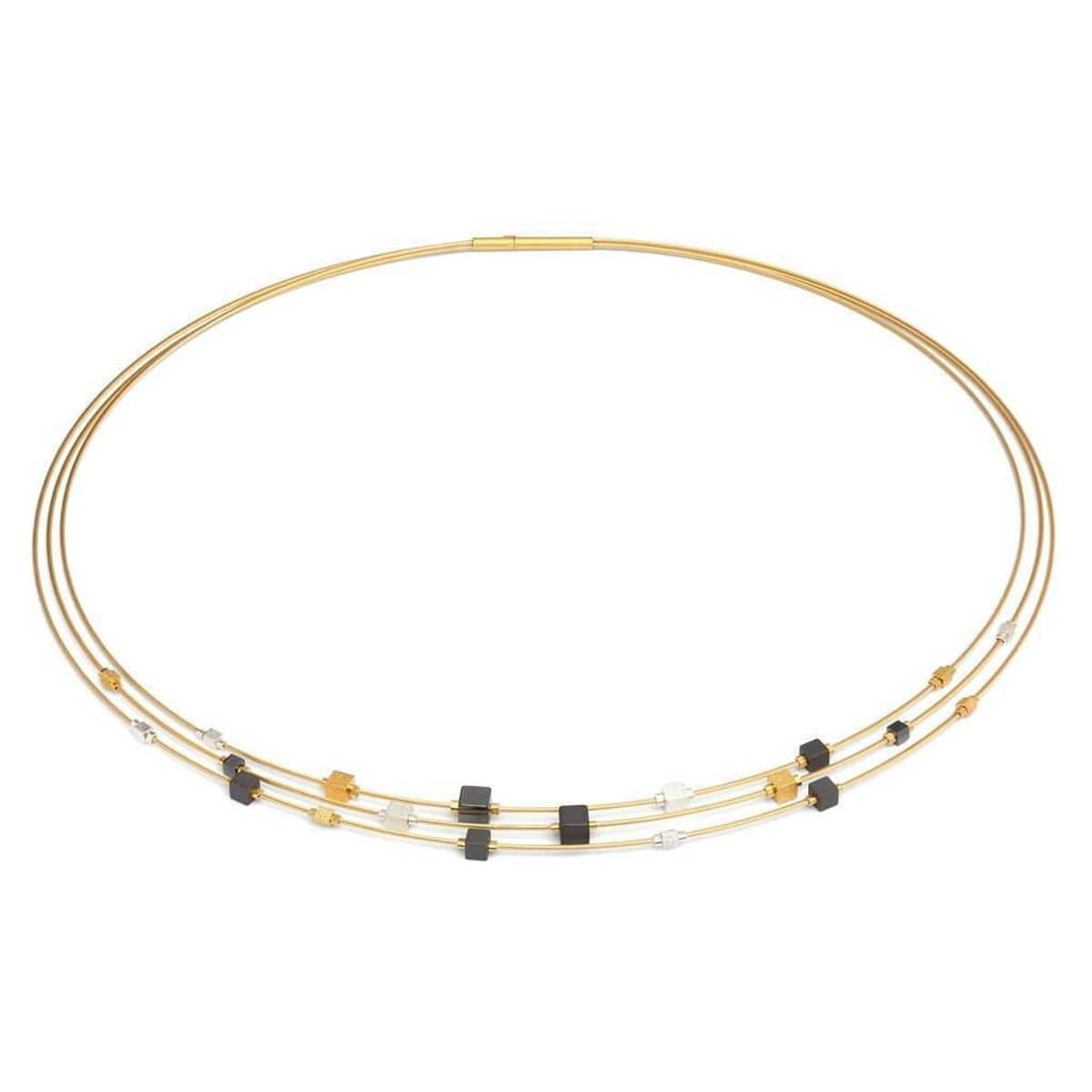 Lacubella Hematite Necklace - 85353276