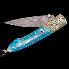 Lancet Durango Limited Edition Knife - B10 Durango-William Henry-Renee Taylor Gallery