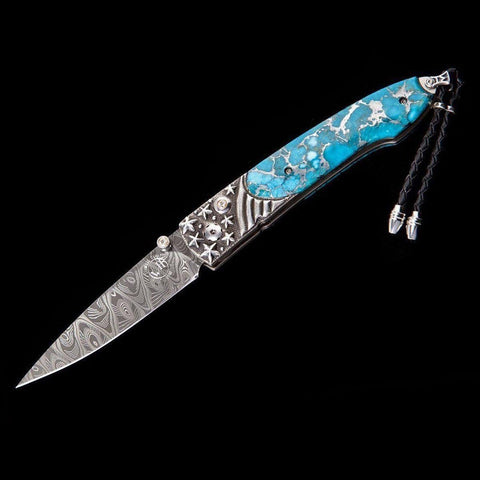 Lancet Stars & Stripes Limited Edition Knife - B10 STARS & STRIPES-William Henry-Renee Taylor Gallery