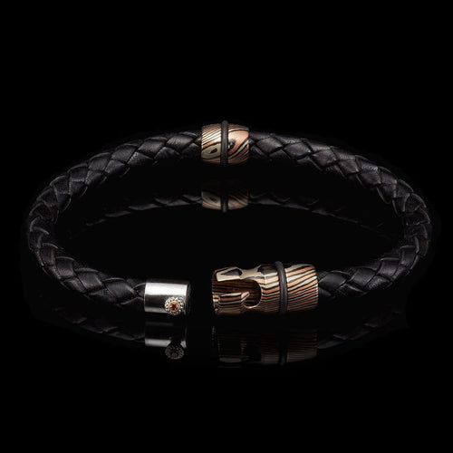 Men's Venus Bracelet - LB1 M-William Henry-Renee Taylor Gallery