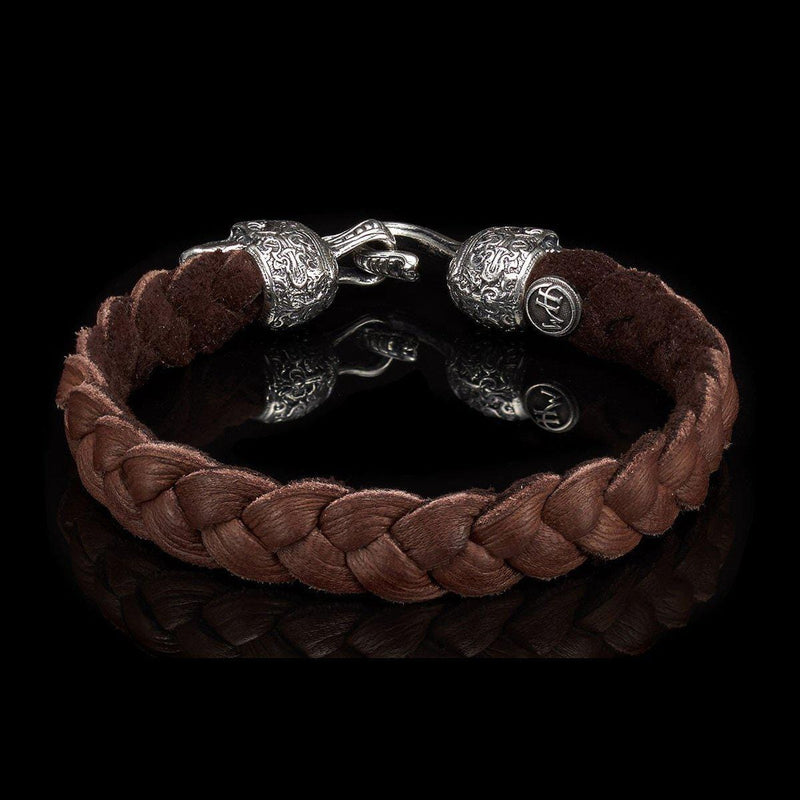 Men's Buccaneer Bracelet - LB7 BRN-William Henry-Renee Taylor Gallery