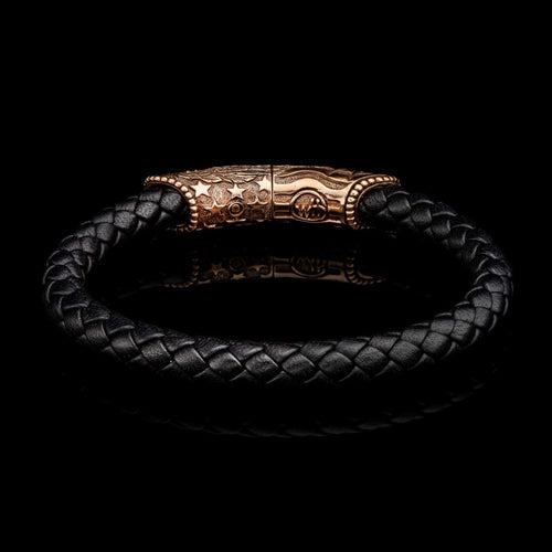 Men's Bryce Canyon Bracelet - LC196 ABZ BLK-William Henry-Renee Taylor Gallery