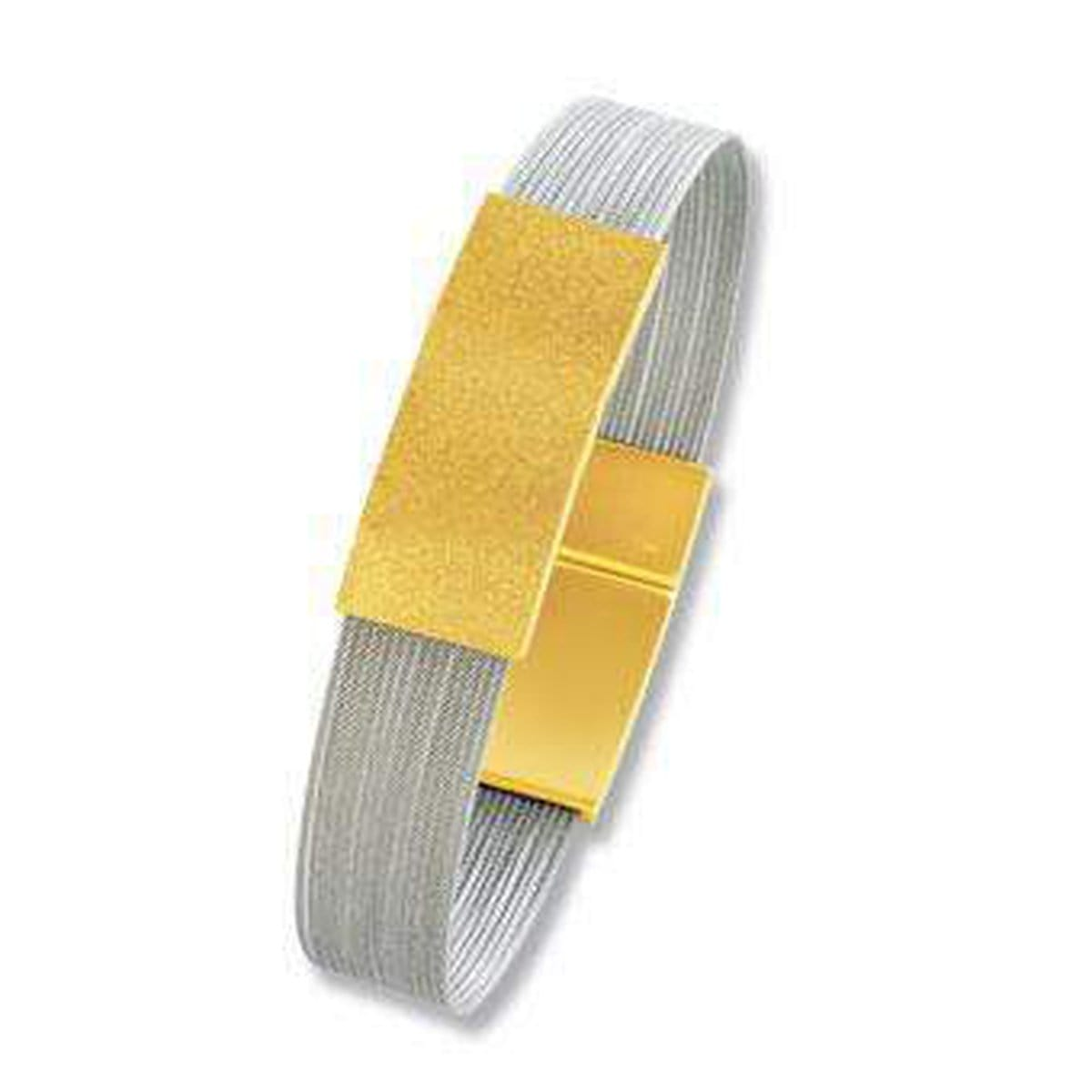 Lemans Stainless Steel Bracelet - 60150506