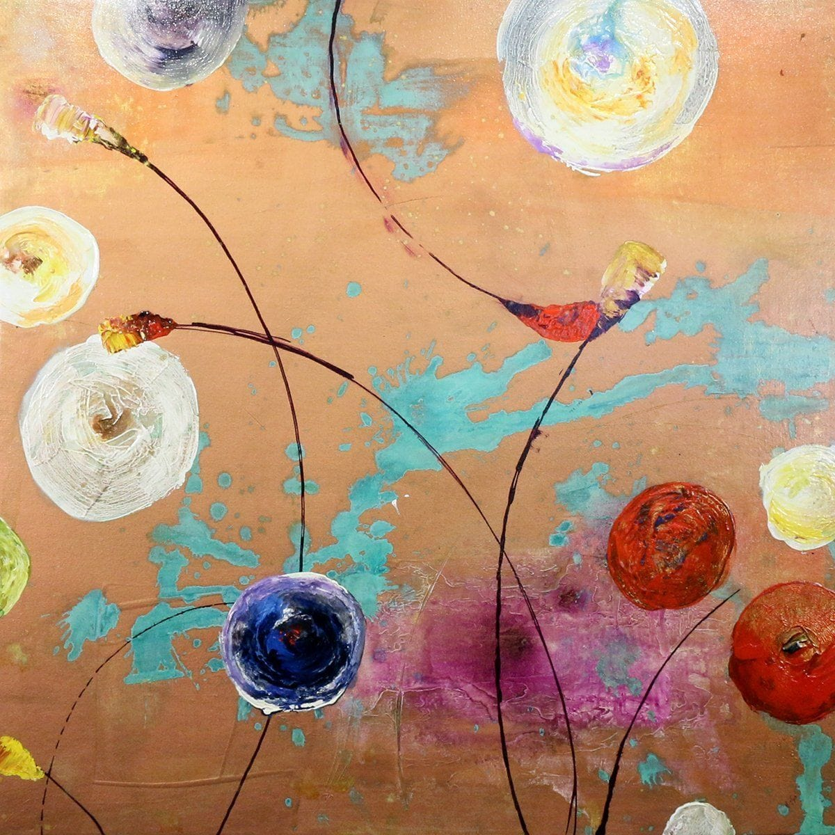 """LolliPOPS II""-Nancy Ngo-Renee Taylor Gallery"
