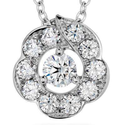 Lorelei Bloom Pendant - HFPLORBL00458W