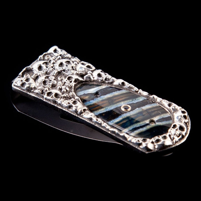 Zurich Archaic Limited Edition Money Clip - M3 ARCHAIC-William Henry-Renee Taylor Gallery