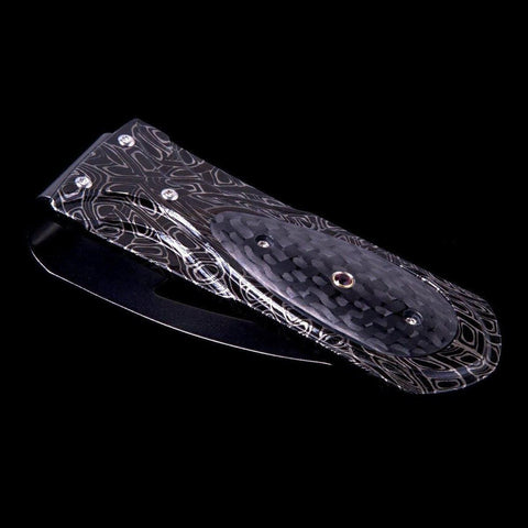 Zurich Raven Limited Edition Money Clip - M3 RAVEN-William Henry-Renee Taylor Gallery