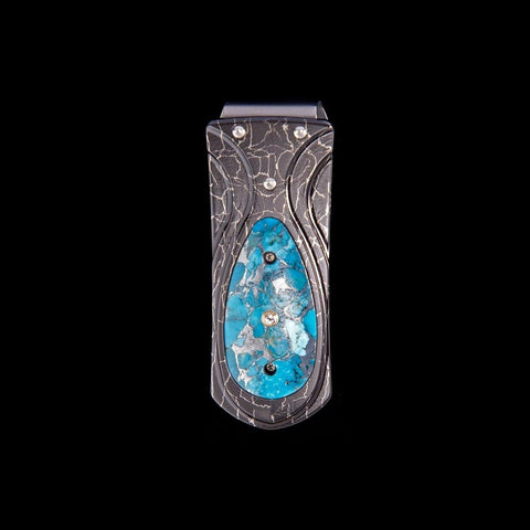 Zurich Tucson Limited Edition Money Clip - M3 TUCSON-William Henry-Renee Taylor Gallery