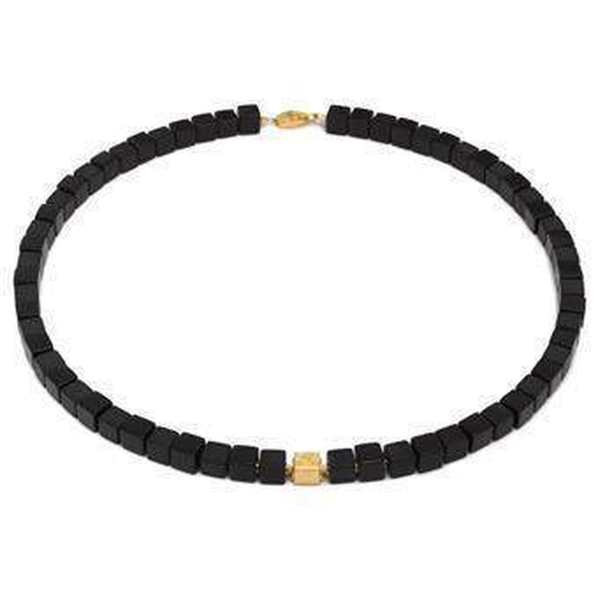 Mapo Onyx Necklace - 84484896-Bernd Wolf-Renee Taylor Gallery