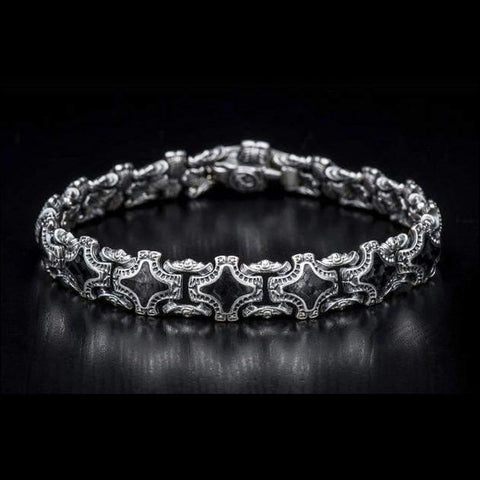 Men's Athos Bracelet - BR1S CF - William Henry