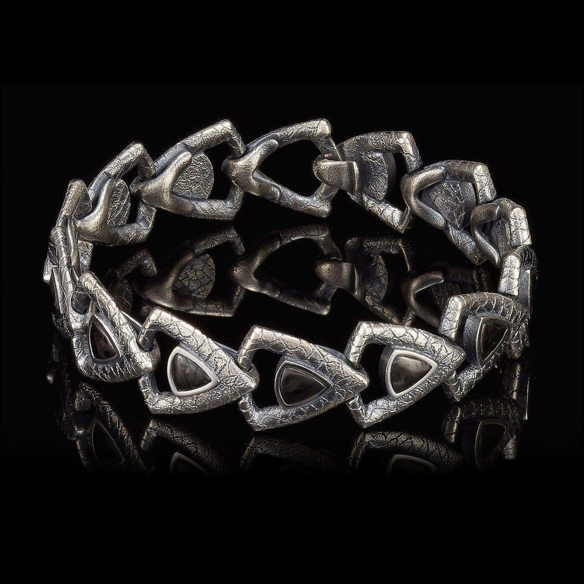 Men's Carbon Pace Bracelet - BR10CF-William Henry-Renee Taylor Gallery