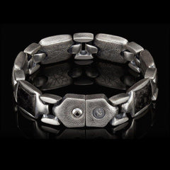 Men's Carbon Retro Bracelet - BR13 CF-William Henry-Renee Taylor Gallery