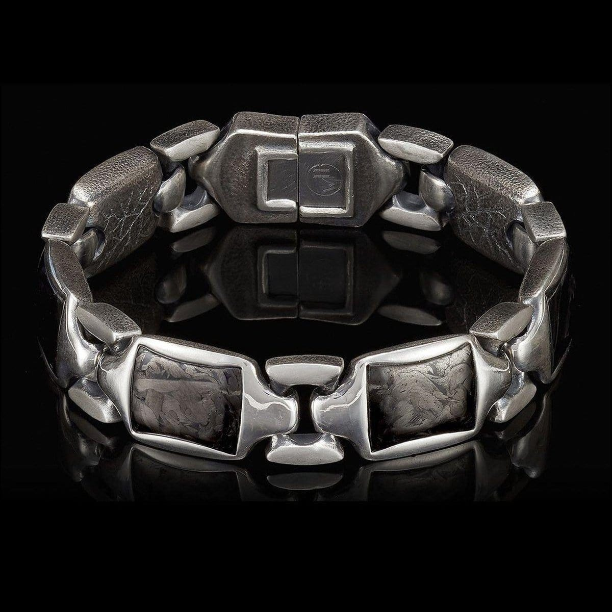 Men's Carbon Retro Bracelet - BR13 CF - William Henry