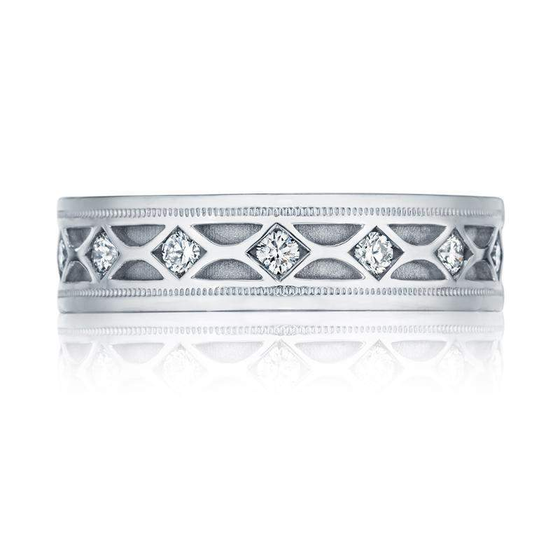 Men's Diamond Eternity Band - 126-6WD-Tacori-Renee Taylor Gallery