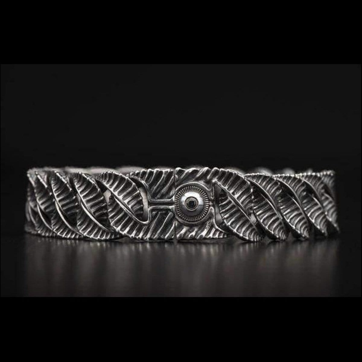 Men's Gordian Bracelet - CB1S-William Henry-Renee Taylor Gallery