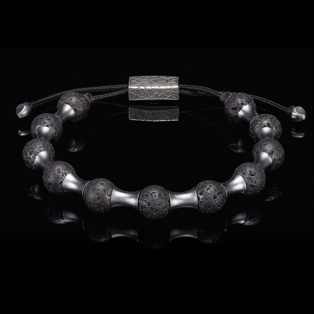 Men's Lava Zenith Bracelet - BB19 LAV-William Henry-Renee Taylor Gallery