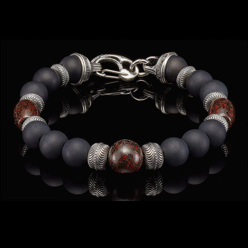Men's Magma Bracelet - BB7 DB RB-William Henry-Renee Taylor Gallery