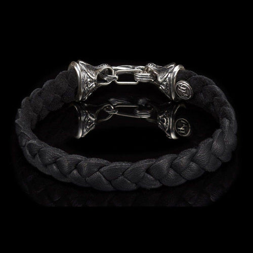 Men's Ranger Bracelet - LB8 BLK-William Henry-Renee Taylor Gallery
