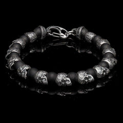 Men's Shaman Bracelet - BB4-William Henry-Renee Taylor Gallery