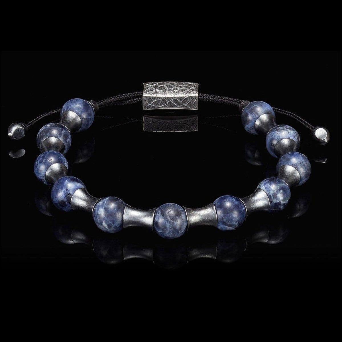 Men's Sodalite Zenith Bracelet - BB19 SOD-William Henry-Renee Taylor Gallery