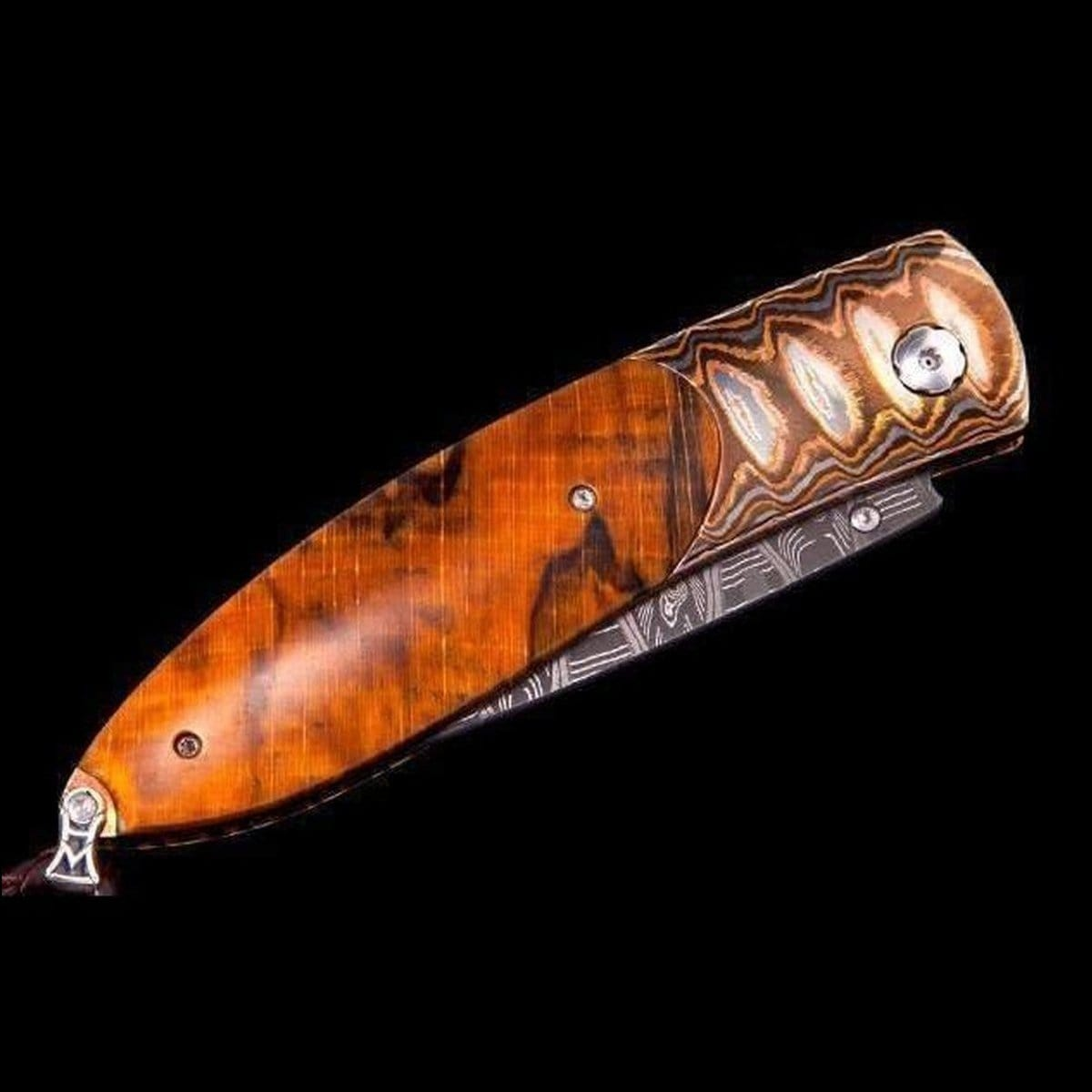 Monarch Autumn Limited Edition Knife - B05 Autumn-William Henry-Renee Taylor Gallery
