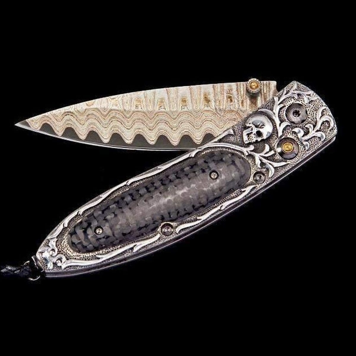 Monarch Crosair Limited Edition Knife - B05 Crosair-William Henry-Renee Taylor Gallery