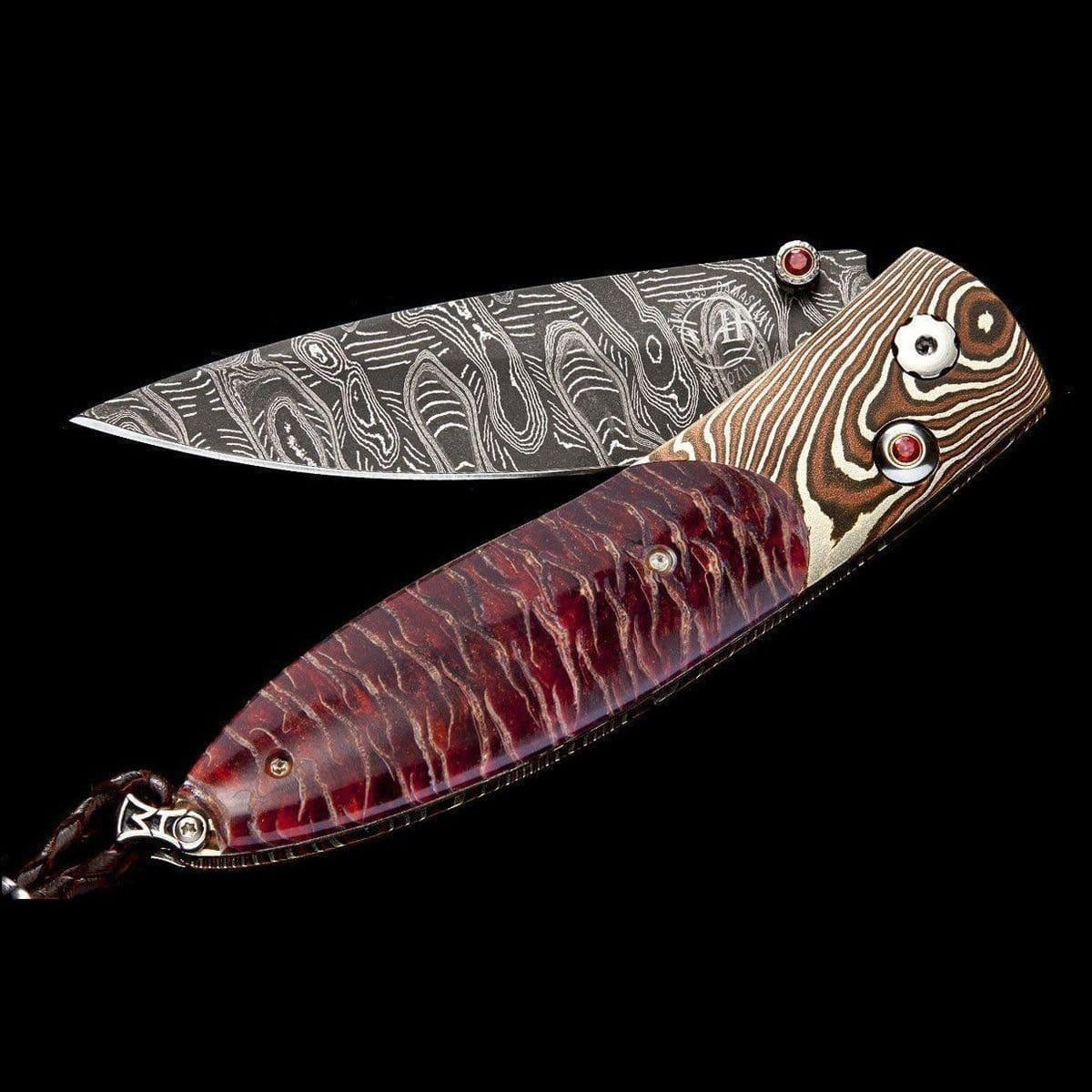 Monarch Ponderosa Limited Edition Knife - B05 PONDEROSA-William Henry-Renee Taylor Gallery