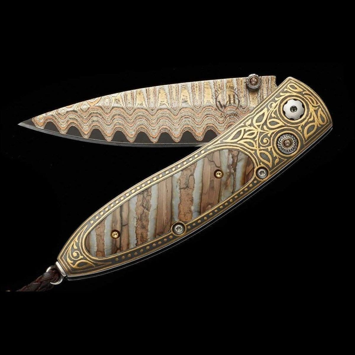 Monarch Providence Limited Edition Knife - B05 PROVIDENCE-William Henry-Renee Taylor Gallery