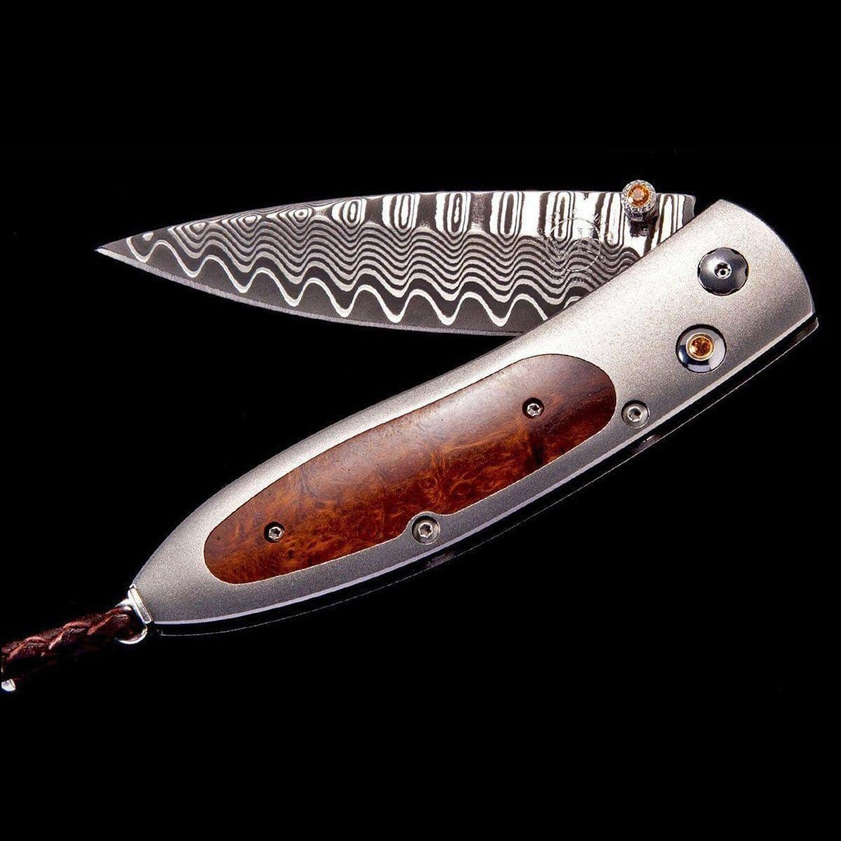 Monarch Woodridge Limited Edition Knife - B05 WOODRIDGE - William Henry