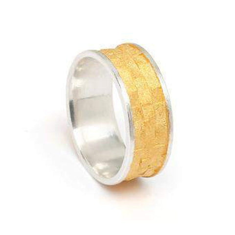 Moniquo Bicolor Ring - 53173584-Bernd Wolf-Renee Taylor Gallery