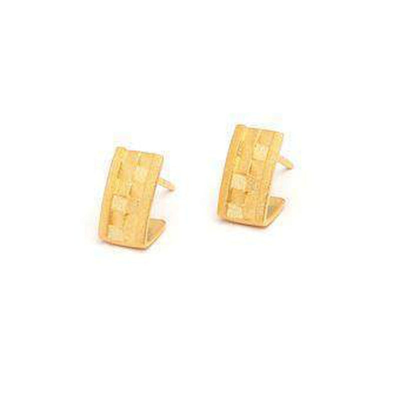 Monique Earrings - 19643506-Bernd Wolf-Renee Taylor Gallery