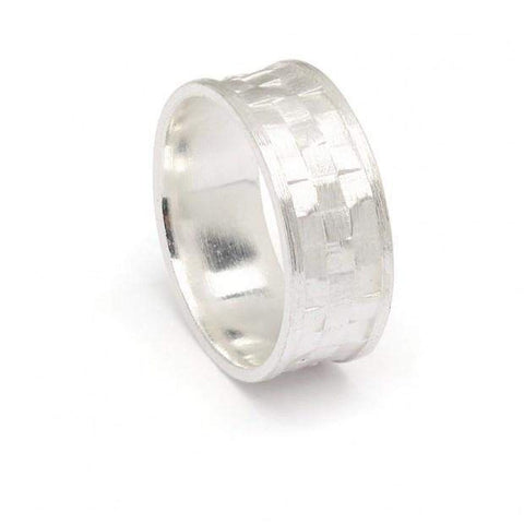 Moniquo Silver Ring - 53173514-Bernd Wolf-Renee Taylor Gallery