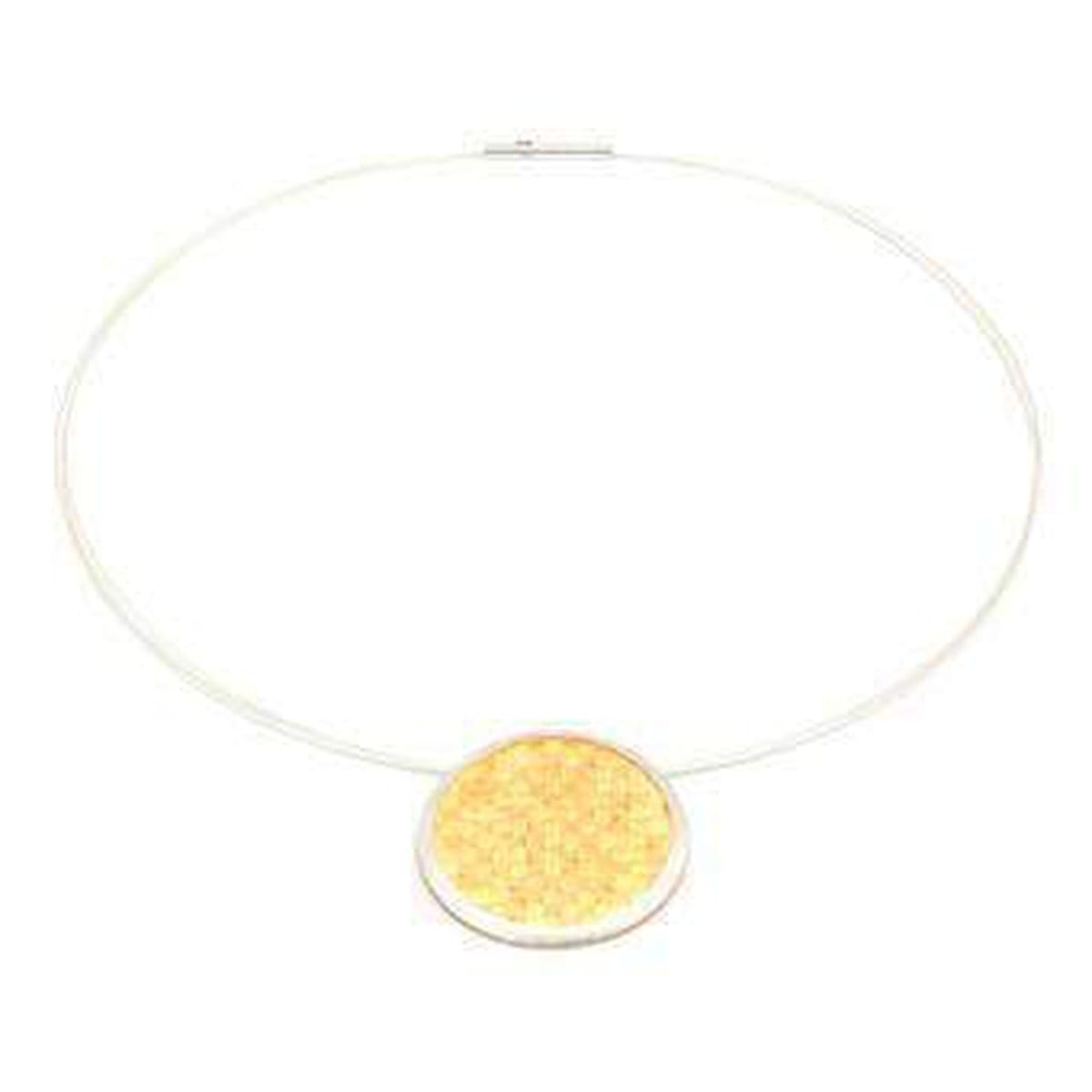 Mosaik Bicolor Necklace - 87985584