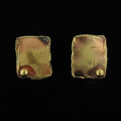 NBE05 Earrings-Creative Copper-Renee Taylor Gallery
