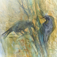 """Nevermore""-Jan Sitts-Renee Taylor Gallery"