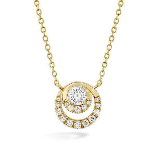 Optima Diamond Pendant & Chain - HFPOPT00408-Hearts on Fire-Renee Taylor Gallery