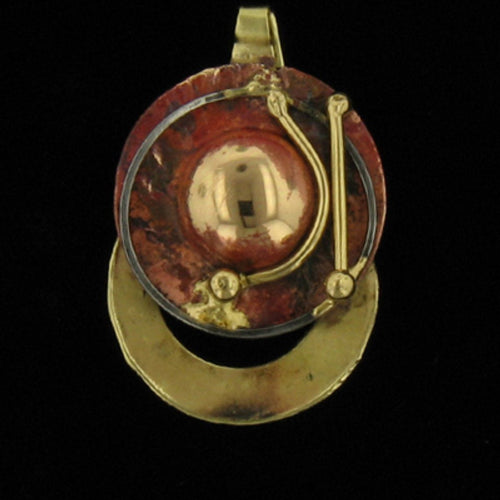 P086 Pendant-Creative Copper-Renee Taylor Gallery