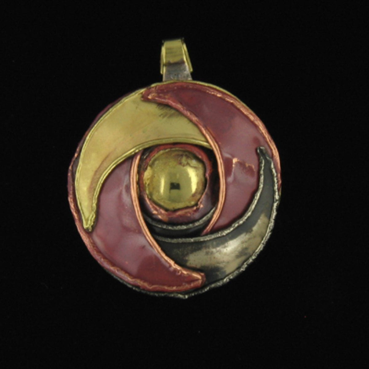 P154 Pendant-Creative Copper-Renee Taylor Gallery